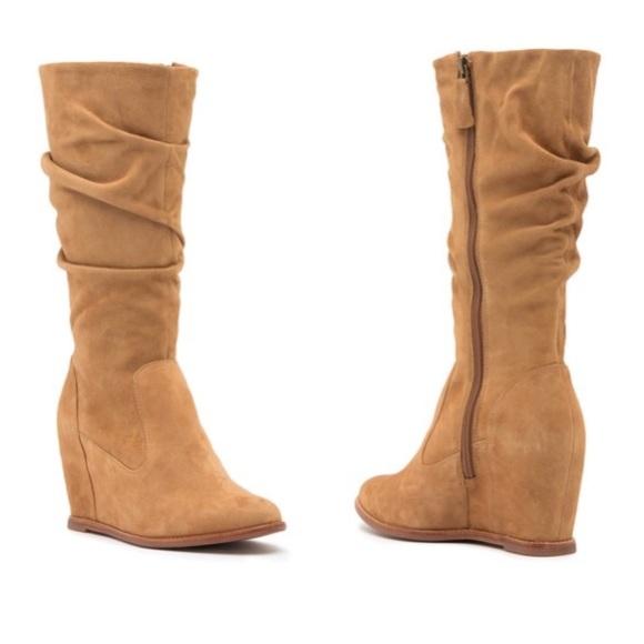 Johnston & Murphy Shoes - Johnston & Murphy Nicole Wedge Boot